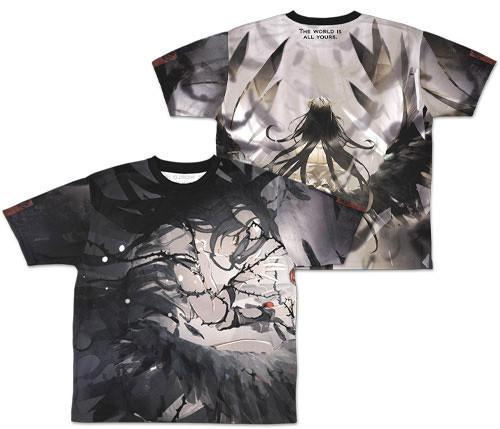 Overlord III - Albedo - Character Double Sided Full Graphic T-shirt Cospa