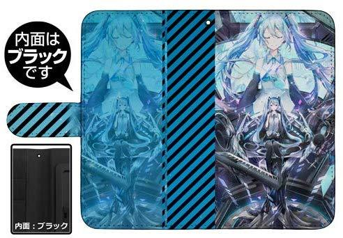 Vocaloid Hatsune Miku - Circulator -  Notebook Type Smart Phone Pouch for iPhone