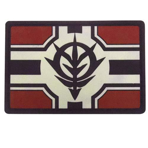 Mobile Suit Gundam - Zeon Principality of Zeon Character Cospa PVC Patch Wappen