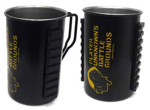 PlayerUnknown's Battlegrounds PUBG - Character Metal Tin Mug Cup Cospa