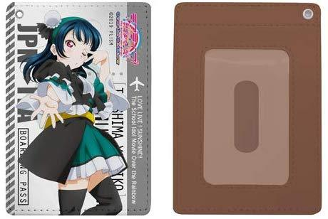 Love Live! Sunshine!! Over the Rainbow - Yoshiko Tsushima - Character Full Color Retractable Pass Case