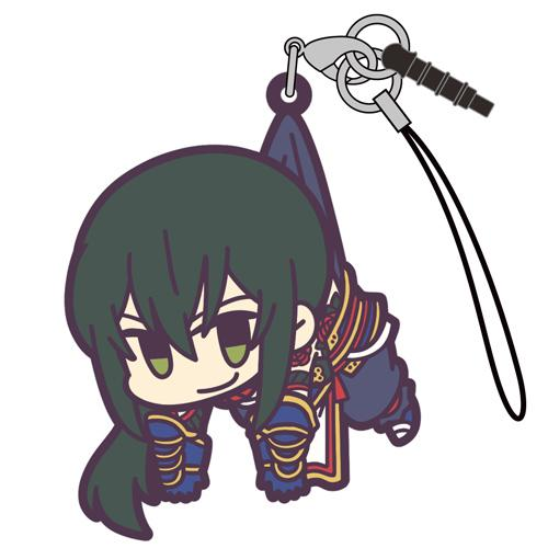 Fate Grand Order Yan Qing Assassin of Shinjuku - Cospa Character Rubber Pinch Tsumamare Strap Mascot FGO