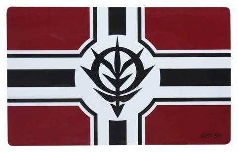 Mobile Suit Gundam - Zeon Flag - Character Waterproof Decal Sticker
