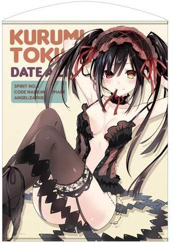 Date A Live - Kurumi Tokisaki Original Ver. - Character 100cm Wall Scroll Tapestry Cospa V.2