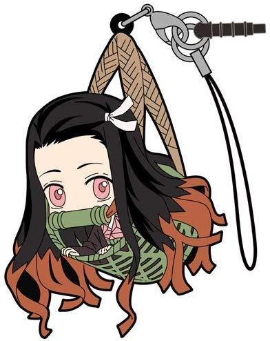 Demon Slayer: Kimetsu no Yaiba - Nezuko Basket Ver. - COSPA Pinch Tsumamare Phone Strap
