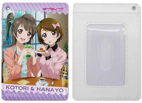 Love Live! - Kotori and Hanayo - COSPA Full Color Retractable Pass Case