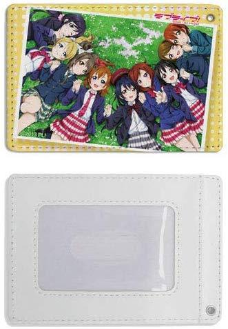 Love Live! - Muse Members - COSPA Full Color Retractable Pass Case