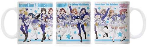 Love Live! Sunshine!! The School Idol Movie Over the Rainbow - Full Cast - Cospa Full Color Character Mug