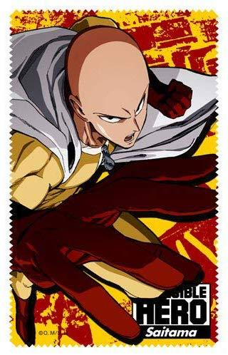 One-Punch Man - Saitama - Character Cospa Glasses Cleaner Cloth