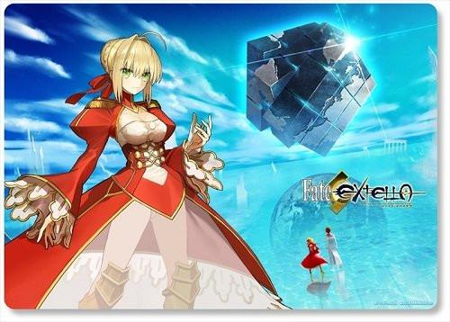Fate/Extella Extra - Nero Claudius (Red Saber) - Desk Play Mat