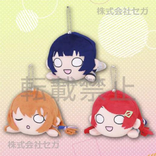"Love Live Nijigasaki High School Idol Club - Lay-Down Plush ""Third Grader - Summer Practice Outfit - Character Plush (Pre-order) Jan 2021"