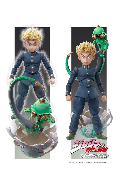 JoJo's Bizarre Adventure: Diamond Is Unbreakable - Koichi Hirose & Ec(Act 1) - Medicos Entertainment Character Non-Scale Figure Feb 2021