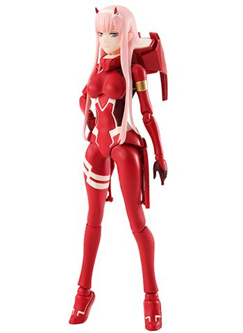 Darling in The Franxx Zero Two - Character Figure S.H.Figuarts