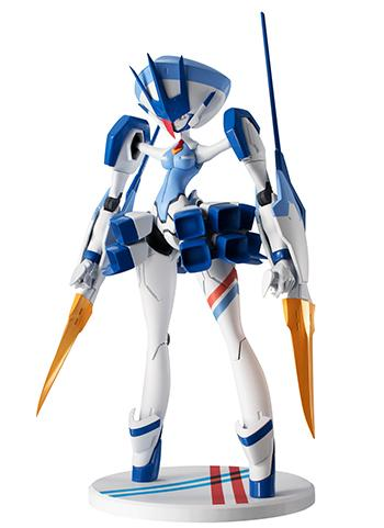 Darling in the FranXX Delphinium < Side FranXX > Robot Damashii Figure