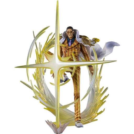 One Piece The Three Admirals Borsalino Kizaru - Bandai Figuarts Zero Character Figure