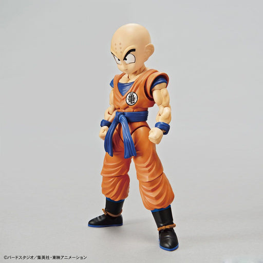 Dragon Ball - Krillin New Pkg Ver. - Bandai Figure-rise Standard Model Kit