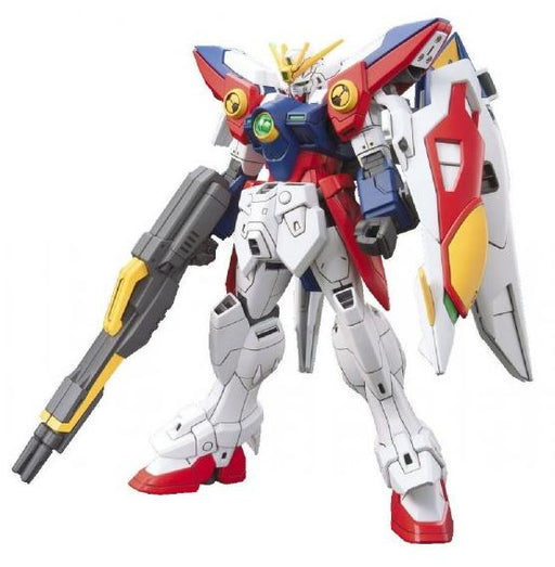Mobile Suit Gundam Wing - Wing Gundam Zero - Bandai Model Kit Sep 2020