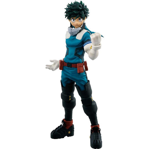 My Hero Academia MHA Fighting Heroes feat. One's Justice - Izuku - Bandai Ichiban Prize Figure