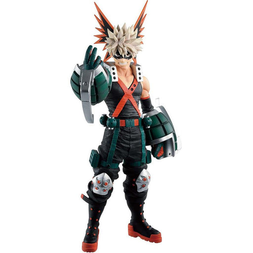 My Hero Academia MHA Fighting Heroes feat. One's Justice Katsuki Baku Ichiban Prize Figure | Bandai