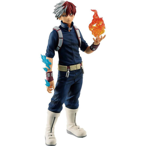 My Hero Academia MHA Fighting Heroes feat. One's Justice Shoto Ichiban Prize Figure | Bandai