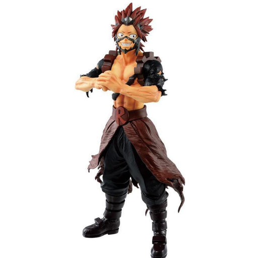 My Hero Academia MHA Fighting Heroes feat. One's Justice Eijiro Ichiban Prize Figure | Bandai