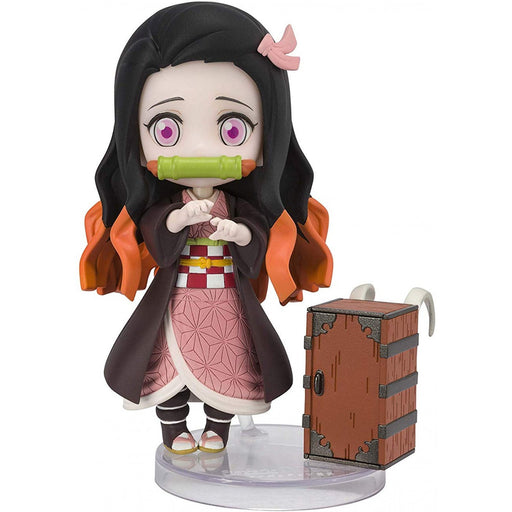 Demon Slayer: Kimetsu No Yaiba Nezuko Kamado - Character Figuarts Mini Figure