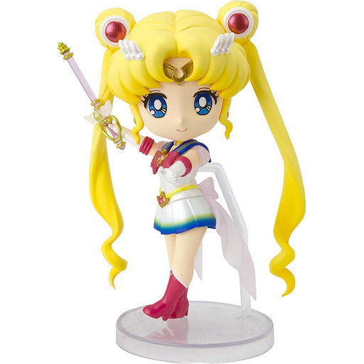 Sailor Moon - Pretty Guardian Sailor Moon Eternal - Character Figuarts Mini Figure Oct 2020