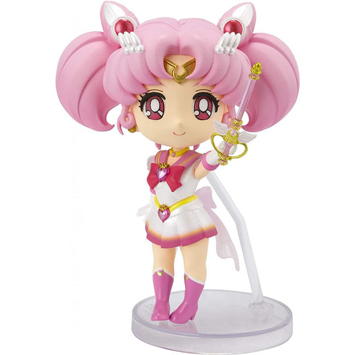 Sailor Moon - Pretty Guardian Chibi Moon Eternal - Character Figuarts Mini Figure Nov 2020