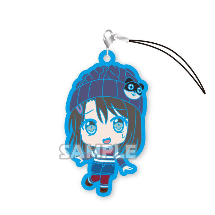 Bang Dream! Hello, Happy World! HaroHapi Bandori Capsule Rubber Mascot Strap Vol.2