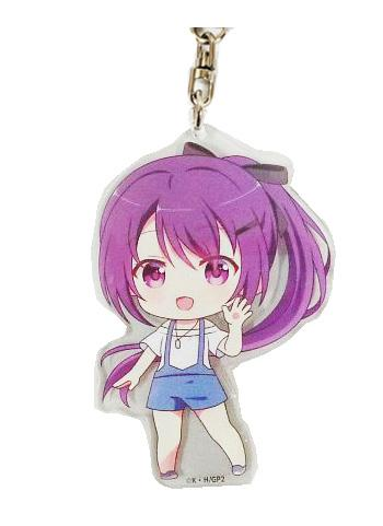 Is the Order a Rabbit? Rize - Big Acrylic Deca Key Chain Mascot