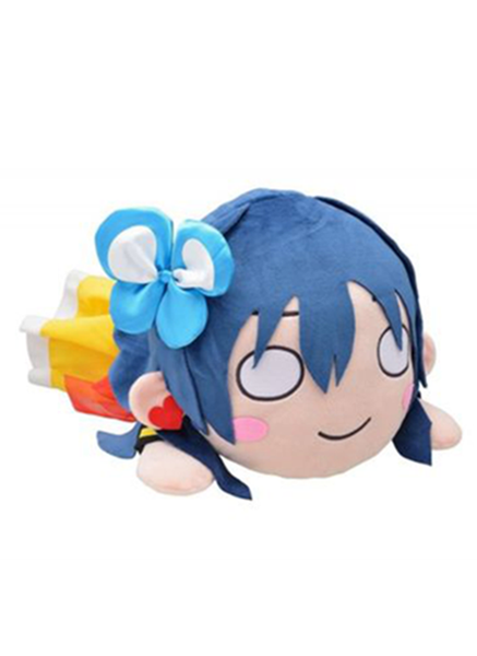 Love Live! Muse - Umi Sunny Day Song Ver. - Nesoberi Jumbo Plush
