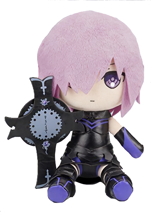 Fate Grand Order (FGO) Fes GSC - Shielder Mash Kyrielight - GIFT Event Exclusive Character Plush