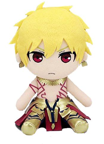 Fate Grand Order (FGO) Fes GSC - Archer Gilgamesh - GIFT Event Exclusive Character Plush
