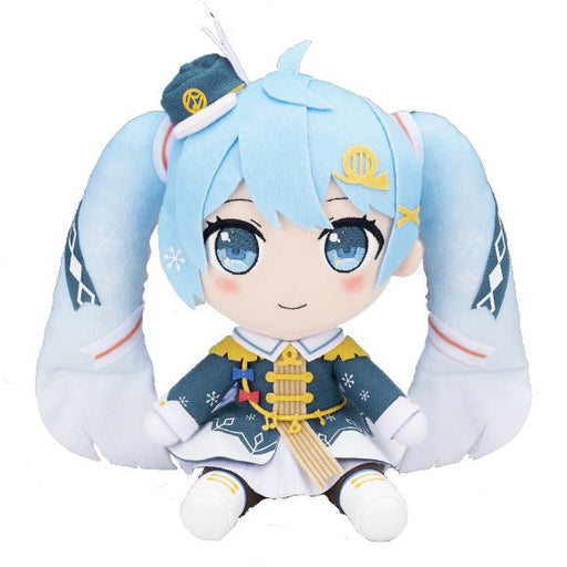 Snow Hatsune Miku 2020 - Snow Parade Ver. - GIFT Character Plush Toy