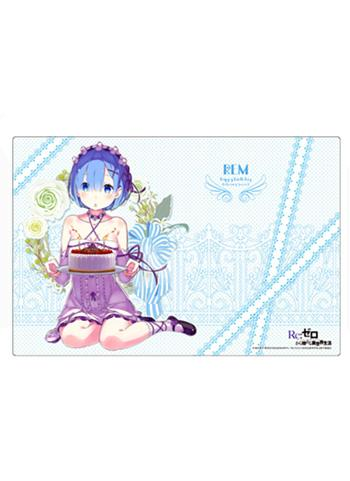 Re:Zero Starting Life in Another World - Rem Birthday Play Mat (Creator's Ver.) Vol.69