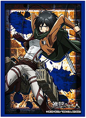 Attack on Titan - Mikasa Ackerman - Sleeves HG Vol.1351