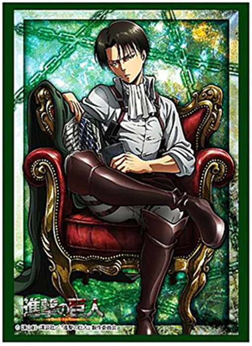 Attack on Titan - Levi - Sleeves HG Vol.1352