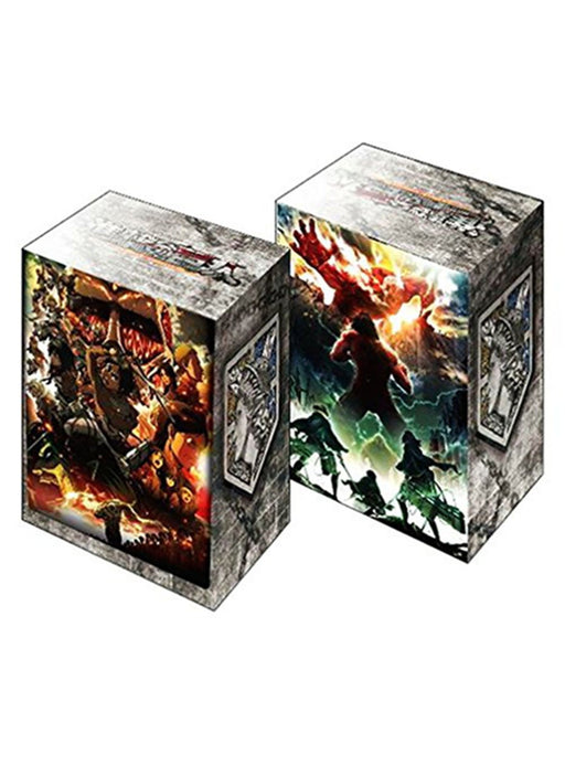 Attack on Titan - Mikasa Eren Levi - Deck Box V2 Vol.254
