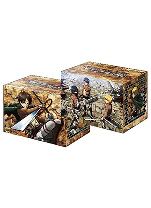 Attack on Titan - Eren & Mikasa & Armin - Deck Box V2 Vol.256