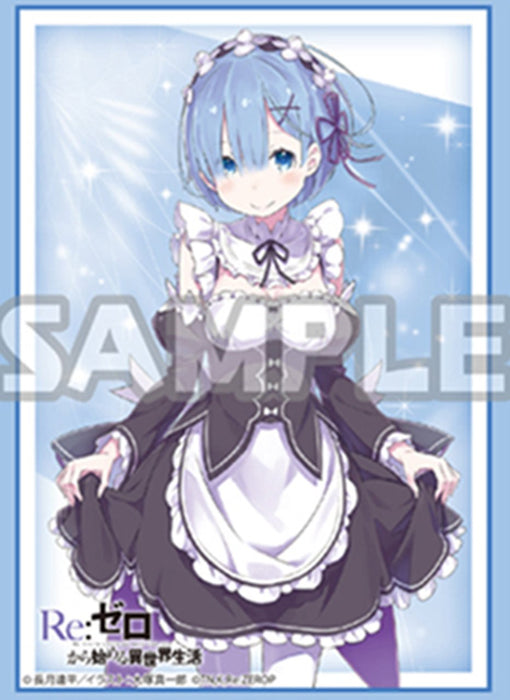 MF Bunko J Re:Zero Starting Life - Rem - Character Sleeves