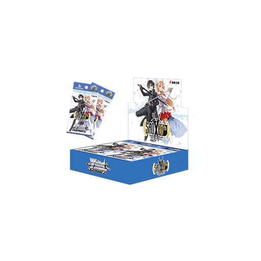 Weiß Schwarz: Sword Art Online SAO 10th anniversary JP Booster Box