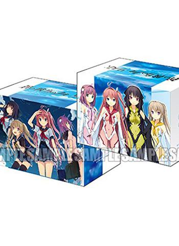 Aokana: Four Rhythm Across the Blue - Full Cast - Character Deck Box