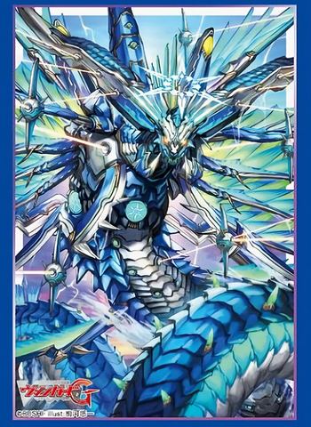 Vanguard - Megiddo Zeroth Dragon of Distant Sea - Mini Sleeves Vol.306
