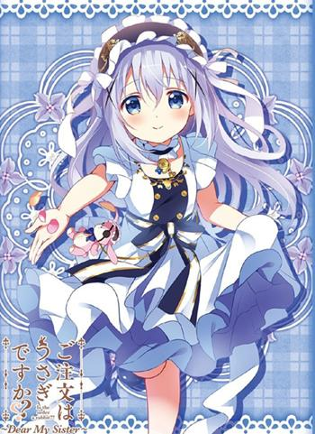 Gochiusa Is the order a rabbit?? - Chino - Character Sleeves