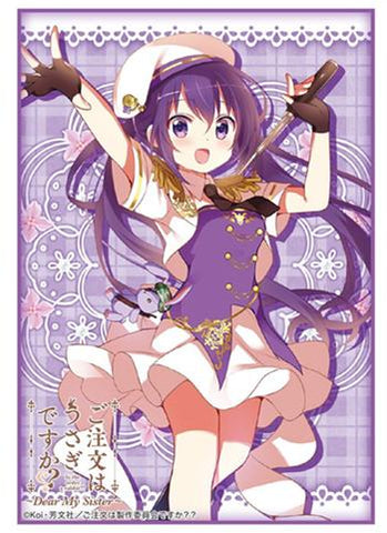 Is the order a rabbit?? - Rize - Character Sleeves