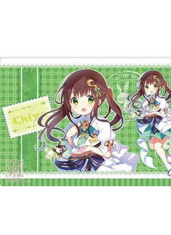 Is the order a rabbit?? - Chiya - Character Rubber Play Mat Vol.115