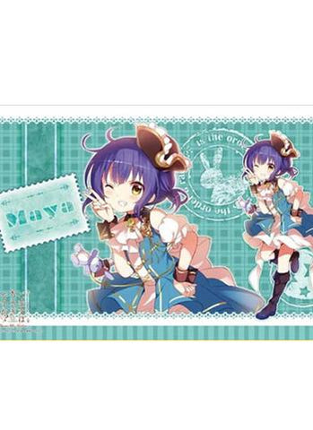 Is the order a rabbit?? - Maya - Character Rubber Play Mat Vol.117