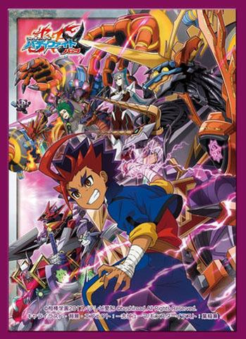 Future Card Buddyfight - Gaou Mikado - Character Sleeves HG Vol.38