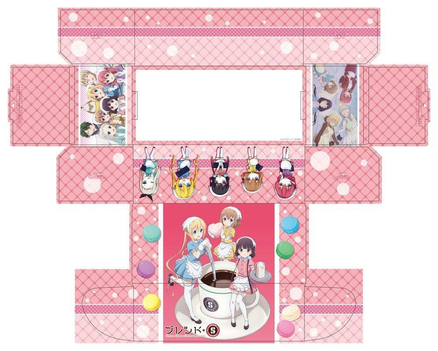 Blend S - Maika, Mafuyu & Kaho - Character Storage Box Vol.225