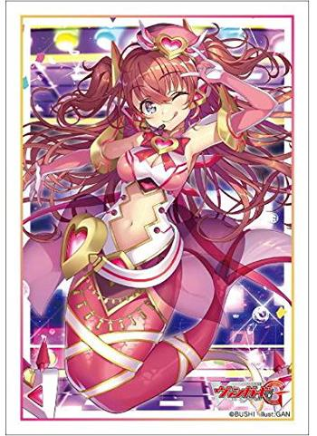 Vanguard - Shining Garnet Brand-New-PR♥ISM - Mini Character Sleeves Vol.325